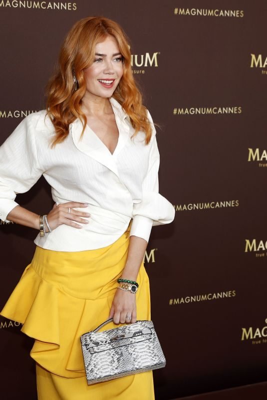 PALINA ROJINSKI at Magnum Photocall at 72nd Cannes Film Festival 05/16/2019