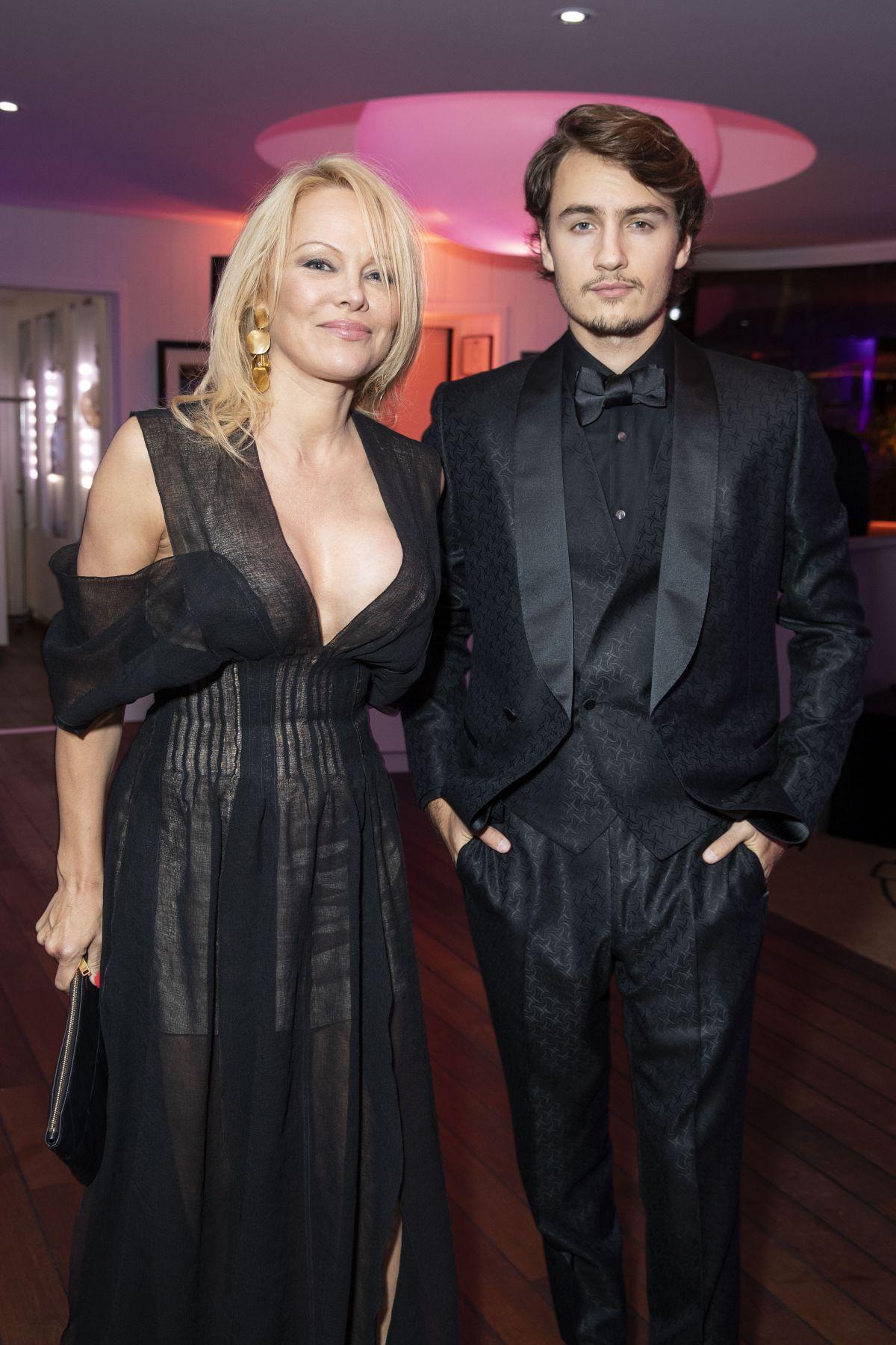 Anderson 2019 pamela Pamela Anderson's