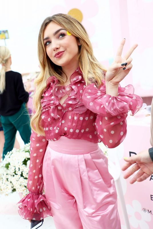 PEYTON ROI LIST at Marc Jacobs x Daisy Love So Sweet Fragrance Popup Event in Los Angeles 05/09/2019