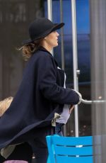 Pregnant BLAKE LIVELY Out and About in Boston 05/26/2019