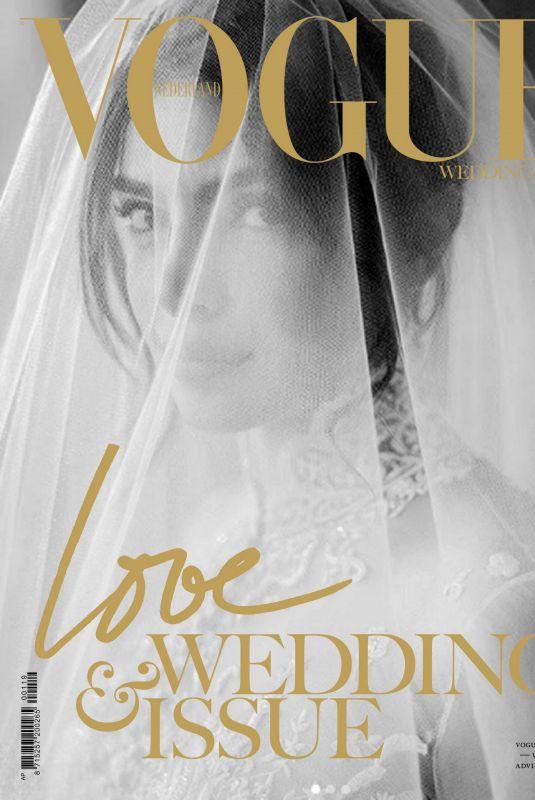 PRIYANKA CHOPRA in Vogue Magazine, Netherlands June 2019