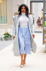PRIYANKA CHOPRA Out and About in New York 05/09/2019