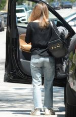 RACHEL BILSON Out and About in Los Angeles 05/13/2019