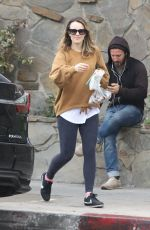 RACHEL MCADAMS Out and About in Los Angeles 05/23/2019