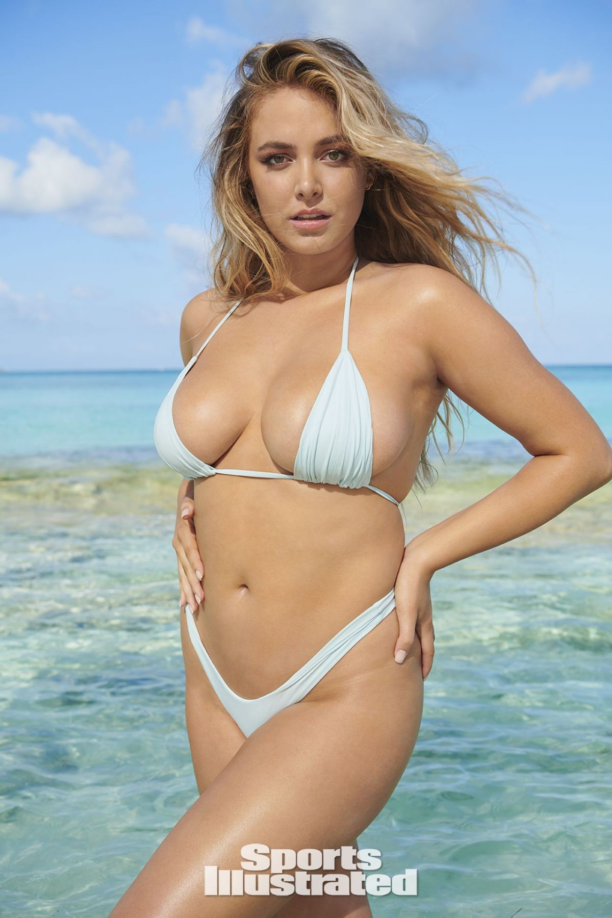 RAINE MICHAELS in Sports Illustrated Swimsuit 2019 Issue – HawtCelebs