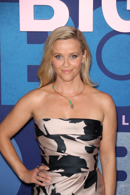 REESE WITHERSPOON at Big Little Lies, Season 2 Premiere in New York 05/29/2019
