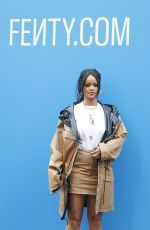 RIHANNA at Fenty Exclusive Preview in Paris 05/23/2019