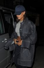 RIHANNA at Tape Nightclub in London 05/25/2019