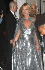 RITA ORA and KATE MOSS Leaves Carlyle Hotel in New York 05/06/2019