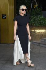 RITA ORA Leaves JW Marriott Hotel in Cannes 05/17/2019
