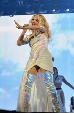 RITA ORA Performs at a Concert in Cardiff 05/21/2019