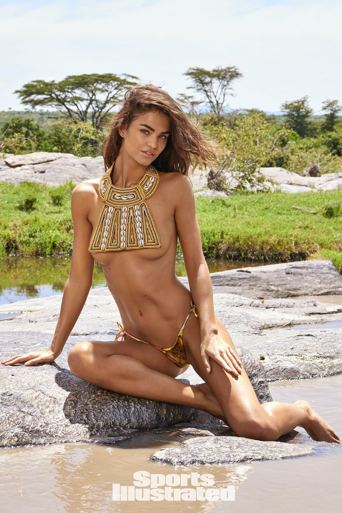 Samantha Hoopes nude - 42 photos for Sports Illustrated