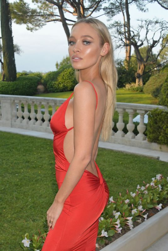 ROXY HORNER at Amfar Cannes Gala 2019 05/23/2019