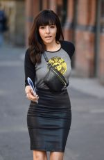 ROZANNE PALLETT Out and About in Manchester 05/13/2019