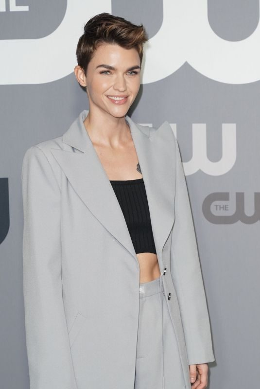 RUBY ROSE at CW Network 2019 Upfronts in New York 05/16/2019