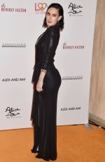 RUMER WILLIS at Race to Erase MS Gala in Beverly Hills 05/10/2019