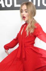 SABRINA CARPENTER at Dior Beauty Pop Up at Delilah in Los Angeles 05/08/2019