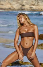 SAMANTHA HOOPES in Sports Illustrated Swimsuit 2019 Issue