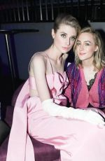 SAOIRSE RONAN and CAREY MULLIGAN at Met Gala After-party in New York 05/06/2019