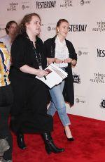 SAOIRSE RONAN at Yesterday Screening and Closing Night at Tribeca Film Festival in New York 05/04/2019