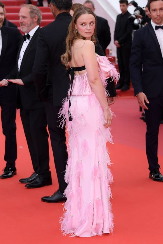 SARA FORESTIER at Oh Mercy! Screening at 2019 Cannes Film Festival 05/22/2019