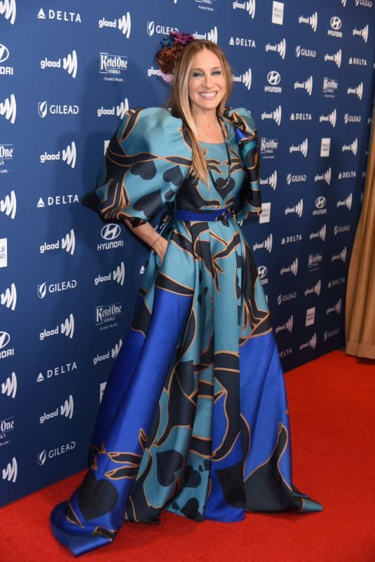 SARAH JESSICA PARKER at Glaad Media Awards in New York 05/04/2019