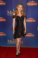 SAXON SHARBINO at Les Miserables Opening Night in Hollywood 05/09/2019