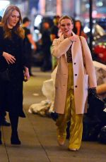 SCARLETT JOHANSSON Leaves Polo Bar in New York 05/13/2019