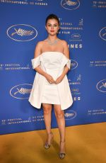 SELENA GOMEZ at 72nd Cannes Film Festival Gala Dinner 05/14/2019