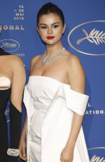 SELENA GOMEZ at Premiere Dinner of The Dead Don
