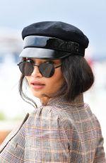 SHANINA SHAIK at Martinez Hotel in Cannes 05/24/2019