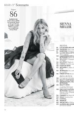 SIENNA MILLER in Grazia Magazine, Italy May 2019