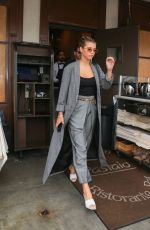 SOFIA RICHIE Leaves Il Pastaio in Beverly Hills 05/15/2019