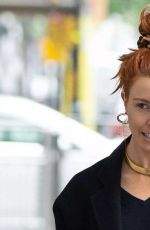 STACEY DOOLEY Heading to Andrew Marr Show in London 05/19/2019