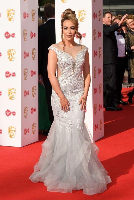 STEPHANIE DAVIS at Virgin Media British Academy Television Awards 2019 in London 05/12/2019