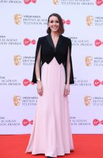 SURANNE JONES at Virgin Media British Academy Television Awards 2019 in London 05/12/2019