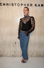 SYLVIA HOEKS at Christopher Kane's Party in Los Angeles 04/29/2019