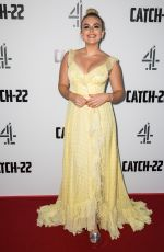 TALLIA STORM at Catch-22 Premiere in London 05/15/2019