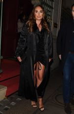 TAMARA ECCLESTONE Leaves Park Chinois Restaurant in Mayfair 05/09/2019