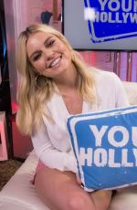 TANYA RAD at Young Hollywood Studio in Los Angeles 05/03/2019