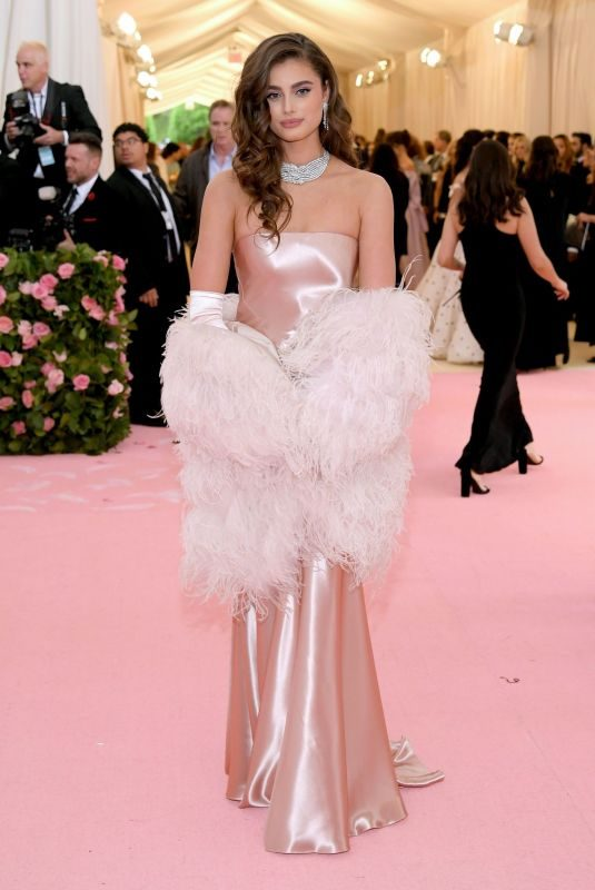 TAYLOR HILL at 2019 Met Gala in New York 05/06/2019
