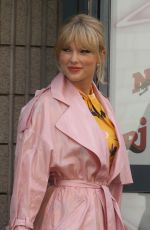 TAYLOR SWIFT Arrives at NRJ Radio in Paris 05/25/2019