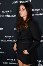 THYLANE BLONDEAU at Diesel Spirit of the Brave Perfume Launch Party in Paris 05/21/2019