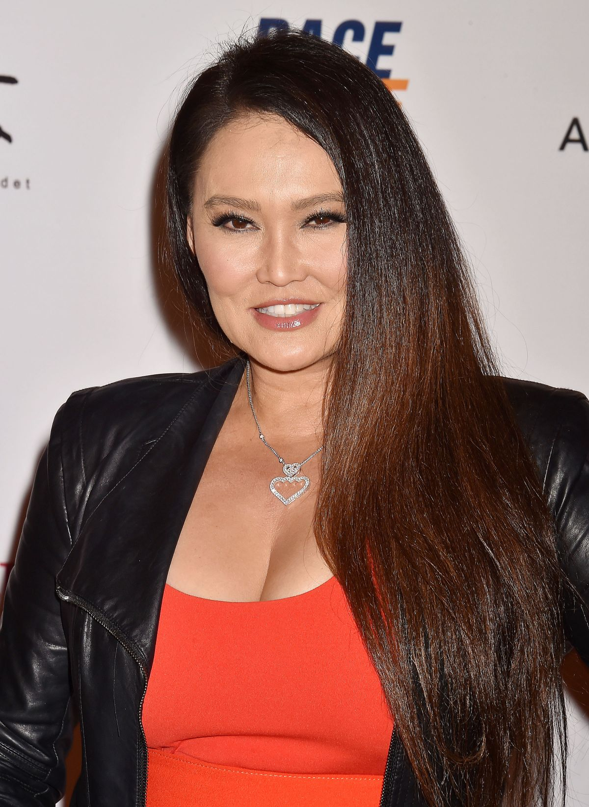 TIA CARRERE at Race to Erase MS Gala in Beverly Hills 05