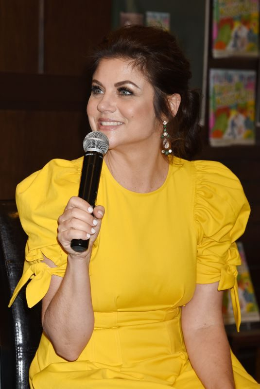 TIFFANI THIESSEN Promotes Her You're Missing It! Book at The Grove in Hollywood 05/04/2019