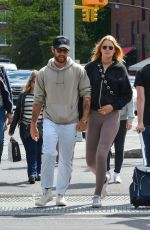 TONI GARRN and Alex Pettyfer Out in New York 05/15/2019