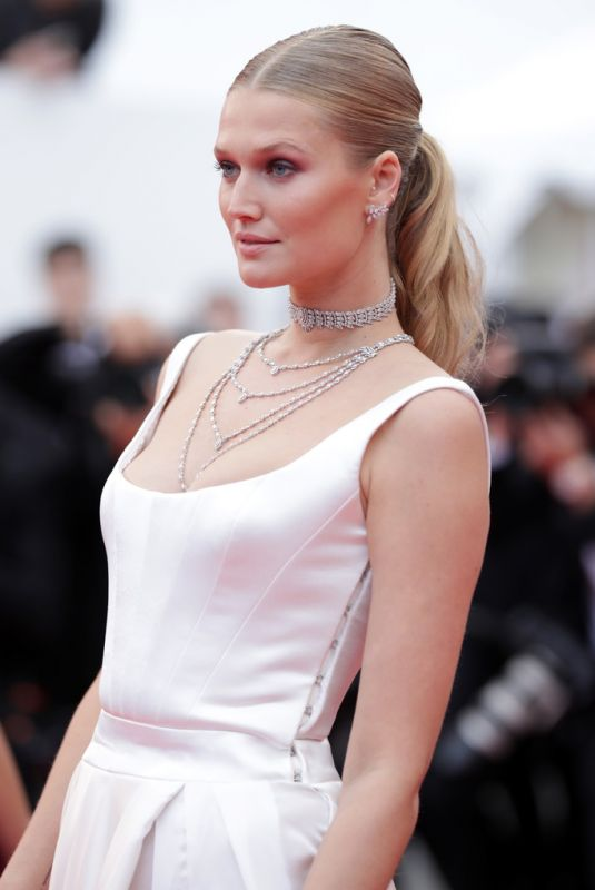 TONI GARRN at A Hidden Life Premiere in Cannes 05/19/2019