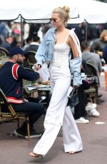 TONI GARRN at Martinze Hotel in Cannes 05/19/2019