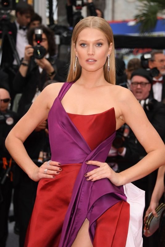 TONI GARRN at The Best Years of a Life Premiere at 2019 Cannes Film Festival 05/18/2019