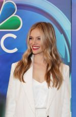 TRACY SPIRIDAKOS at NBCUniversal Upfront Presentation in New York 05/13/2019